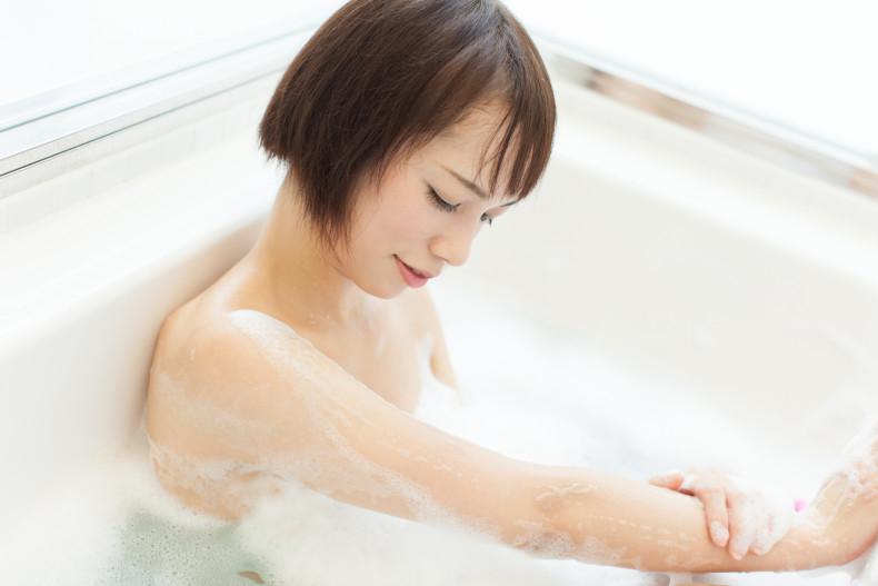 日本人は毎日ボディウォッシュしなくてもいい?